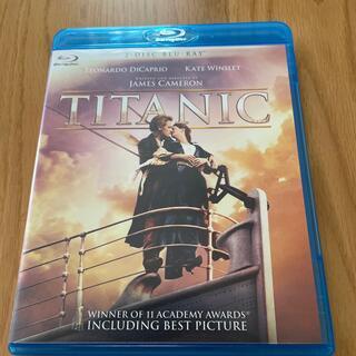 タイタニック<2枚組> 【Blu-ray】(外国映画)