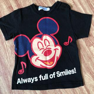 ディズニー(Disney)のミッキーTシャツ⭐︎ディズニーランド⭐︎ベビー(80サイズ)(Tシャツ)