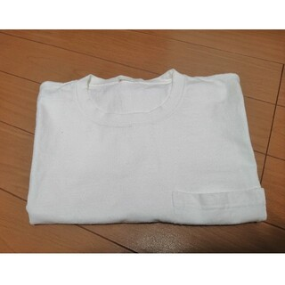ジーユー(GU)のメンズ GU ビックシルエットシャツ XLサイズ(Tシャツ/カットソー(半袖/袖なし))