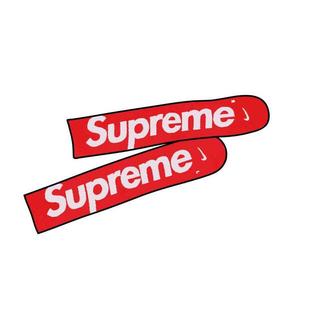 シュプリーム(Supreme)のSupreme Nike Lightweight Crew Socks Red(ソックス)