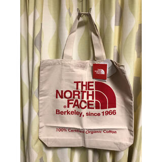 THE NORTH FACE - THE NORTH FACE TNF オーガニックコットントート