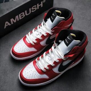 AMBUSH - Ambush x Nike Dunk High CU7544-102