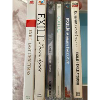 エグザイル(EXILE)のEXILE CD DVDまとめ売り(ポップス/ロック(邦楽))
