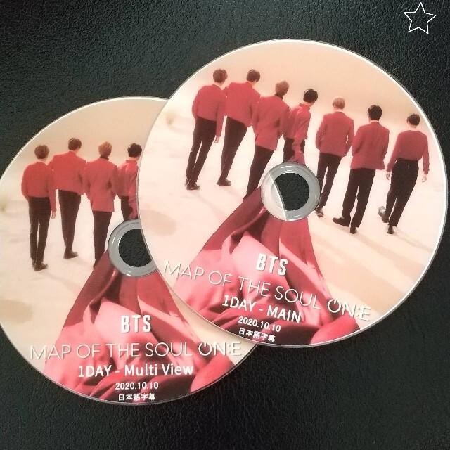 防弾少年団(BTS)(ボウダンショウネンダン)のBTS MAP OF THE SOUL ON:E 高画質 エンタメ/ホビーのDVD/ブルーレイ(ミュージック)の商品写真
