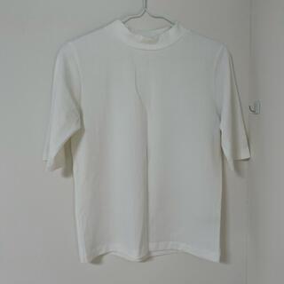 ジーユー(GU)のGU トップス(Tシャツ(半袖/袖なし))