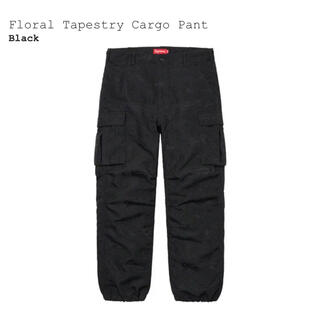 Supreme - 32サイズ Supreme Floral Tapestry Cargo Pant