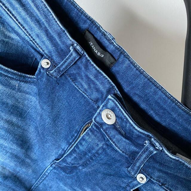 JEANASIS(ジーナシス)のジーナシス スキニーデニム レディースのパンツ(デニム/ジーンズ)の商品写真