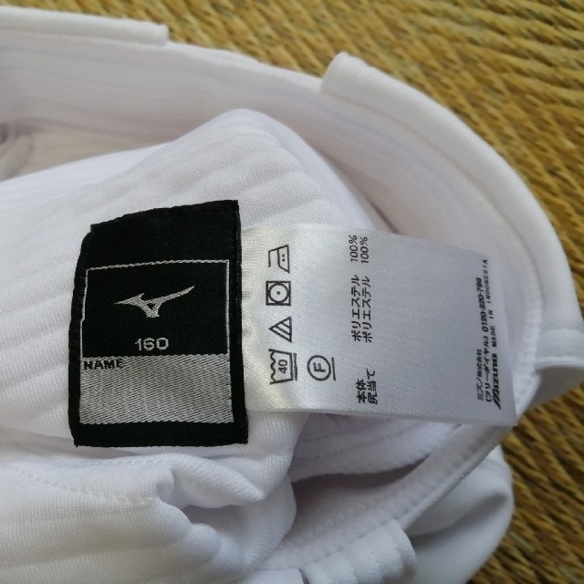 MIZUNO(ミズノ)の美品 MIZUNO ユニフォーム パンツ 160 スポーツ/アウトドアの野球(ウェア)の商品写真
