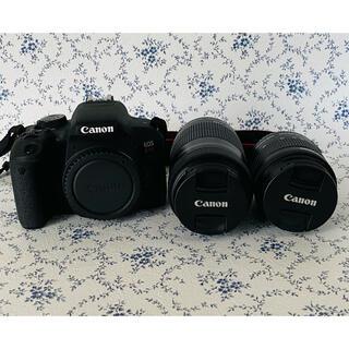 キヤノン(Canon)のCanon EOS kiss X9i ダブルズームレンズセット(デジタル一眼)