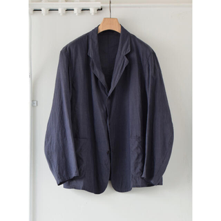 COMOLI - COMOLI 21SS / コットンシルクジャケット サイズ2