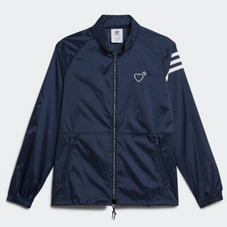 アディダス(adidas)のadidas HUMAN MADE JK(ナイロンジャケット)
