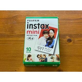 富士フイルム - FUJIFILM インスタントカメラ チェキ用フィルム 10枚入