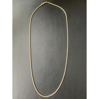 アヴァランチ(AVALANCHE)のAVALANCHE 10K ゴールドロープネックレス(ネックレス)