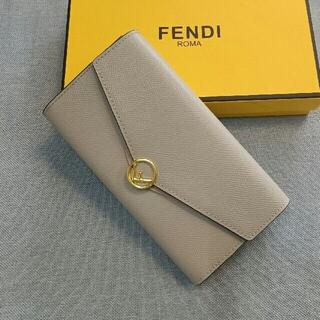 FENDI - ☆素敵☆fendi 長財布 名刺入れ