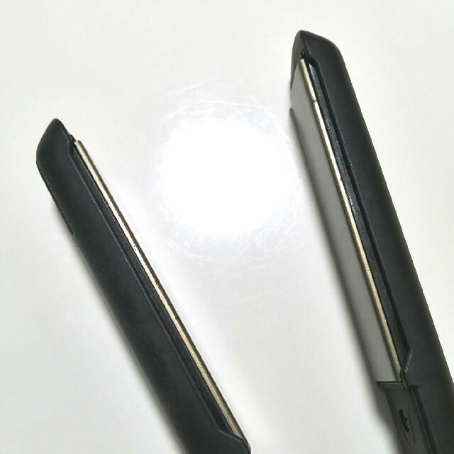 サロニア ストレートアイロン スマホ/家電/カメラの美容/健康(ヘアアイロン)の商品写真