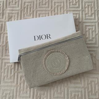 Christian Dior - ★Dior★ノベルティポーチ+ミニマスカラ
