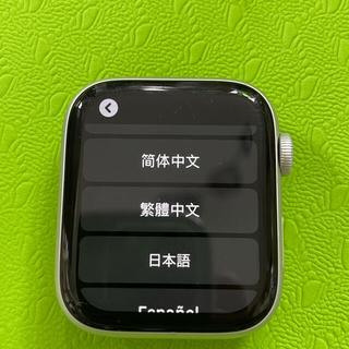 Apple - アップルウォッチ 4 本体 Apple Watch series 4 44mm