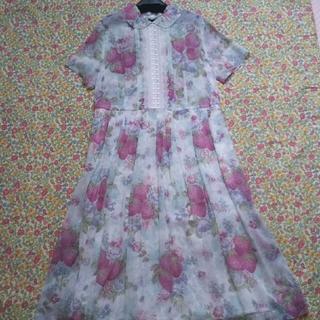 JaneMarple - ジェーンマープルドンルサロン Strawberry season day ドレス
