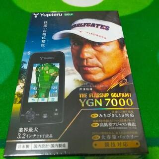 ユピテル(Yupiteru)の新品未使用 ユピテル YGN7000 GPSゴルフナビGPS距離測定器(その他)