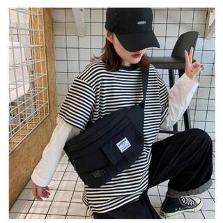 韓国風 3WAYバッグ 斜めがけメッセンジャーバッグ ボディー ショルダー(メッセンジャーバッグ)