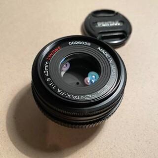 PENTAX - FA limited 43mm f1.9: