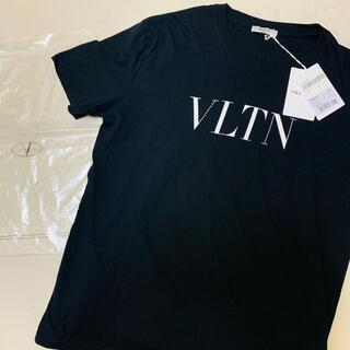 ヴァレンティノ(VALENTINO)のVALENTINO ヴァレンティノ 大人気 VLTN Tシャツ(Tシャツ/カットソー(半袖/袖なし))