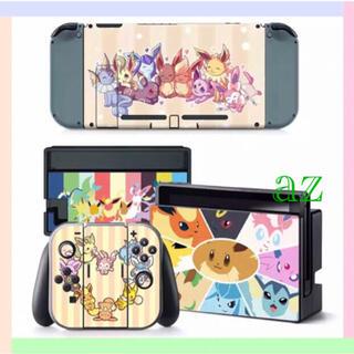 Nintendo Switch - ◎SALE◎ ポケモン① 任天堂Switch 保護スキンシール✦汚れ防止