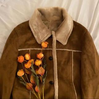 coat(ムートンコート)