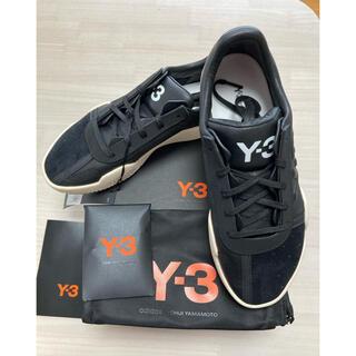 Y-3 - 【新品】Y-3 YUNU スニーカー 26.5cm