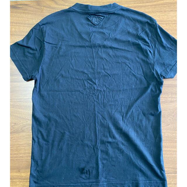 PRADA(プラダ)のPRADA プラダ Tシャツ メンズのトップス(Tシャツ/カットソー(七分/長袖))の商品写真