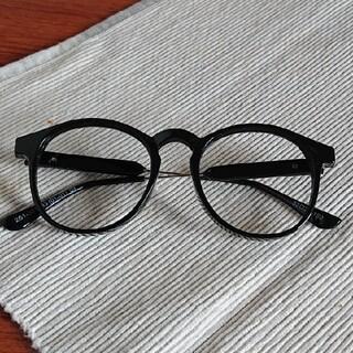ジーユー(GU)の【未使用】眼鏡 フレームのみ(サングラス/メガネ)
