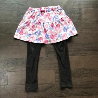 エニィファム(anyFAM)の子供服 ANYFAM パンツ付きスカート(パンツ/スパッツ)