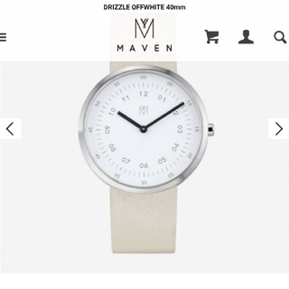 BEAUTY&YOUTH UNITED ARROWS - maven watches  腕時計 新品未使用