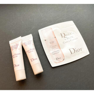 Dior - Dior カプチュールトータル 乳液 美容液 サンプル