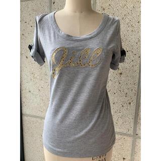 ジルスチュアート(JILLSTUART)のジル・スチュアート Tシャツ 半袖 レディース トップス リボン ガール(Tシャツ(半袖/袖なし))