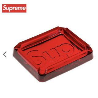 シュプリーム(Supreme)のsupreme 灰皿 赤(灰皿)