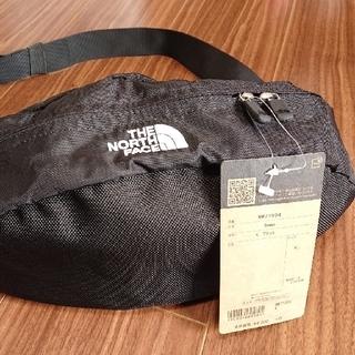 THE NORTH FACE - 《未使用品》ノースフェース ウエストバッグ ブラック