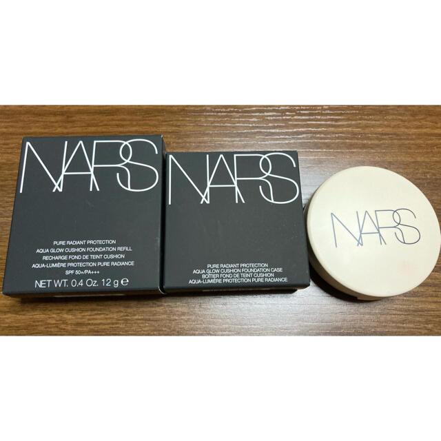 NARS(ナーズ)のNARS 新作クッションファンデ509 コスメ/美容のベースメイク/化粧品(ファンデーション)の商品写真