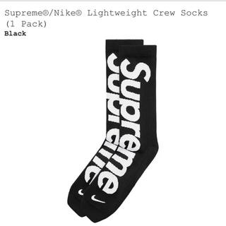 シュプリーム(Supreme)のsupreme ソックス 新品 26〜27.5 ゴールデンサイズ(ソックス)