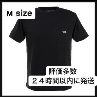 THE NORTH FACE - THE NORTH FACE ロゴポケットTシャツ(mサイズ)NT32003X