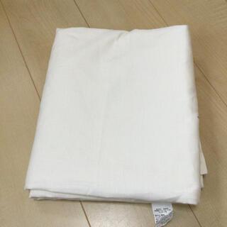 MUJI (無印良品) - 新品*無印良品敷布団カバー麻リネン100%シングルサイズ