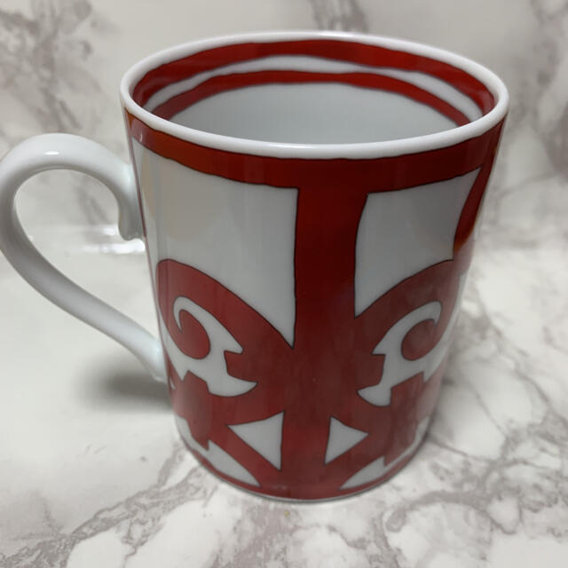 Hermes(エルメス)のエルメス マグカップ インテリア/住まい/日用品のキッチン/食器(グラス/カップ)の商品写真