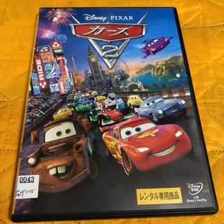 DVD Disney カーズ2(アニメ)