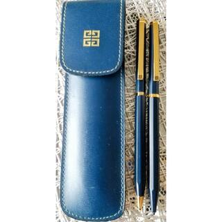 ジバンシィ(GIVENCHY)のGIVENCHYボールペン、シャープペンセット(ペン/マーカー)
