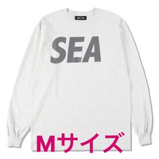 SEA - WIND AND SEA ウィンダンシー ロンT