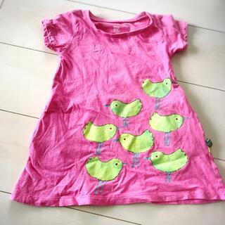 グラニフ(Design Tshirts Store graniph)のグラニフ ワンピース 絵本 90cm(ワンピース)