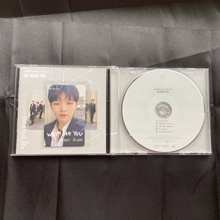 セブンティーン(SEVENTEEN)のSEVENTEEN JAPAN 1ST MINI ALBUM~WE MAKE …(K-POP/アジア)