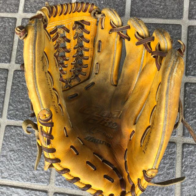 MIZUNO(ミズノ)のMIZUNO軟式グローブ オールラウンド 大人用 スポーツ/アウトドアの野球(グローブ)の商品写真