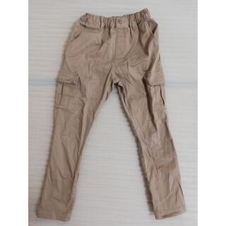 ジーユー(GU)の(140) GU カーゴ ロングパンツ ジーユー 長ズボン(パンツ/スパッツ)