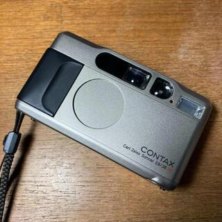 京セラ - CONTAX T2 コンタックス フィルムカメラ